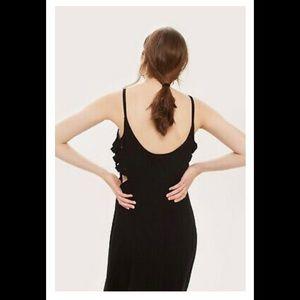 Topshop Dresses - Topshop I Love You More Button Midi Dress NWOT